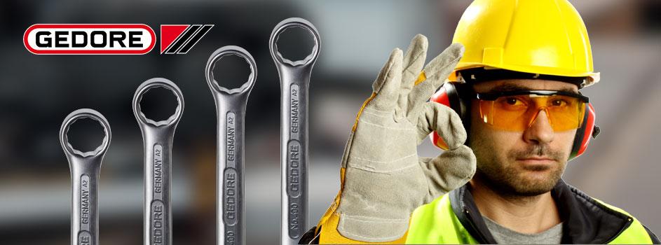 Die Werkzeuge GEDORE